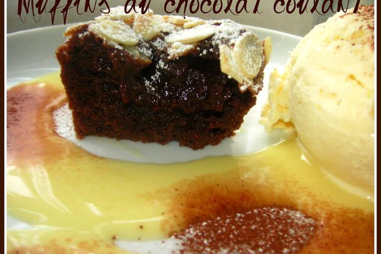 Muffins au chocolat coulant : la meilleure recette