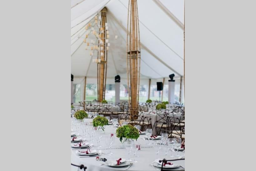 Garden party : 15 idées déco pour un mariage simple et délicat