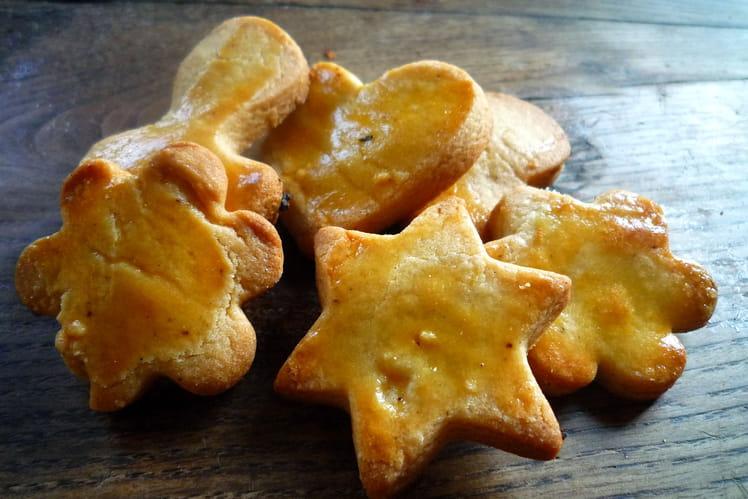 Biscuits natures façon sablés bretons