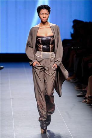 julien fournié, défilé haute couture automne-hiver 2011-2012
