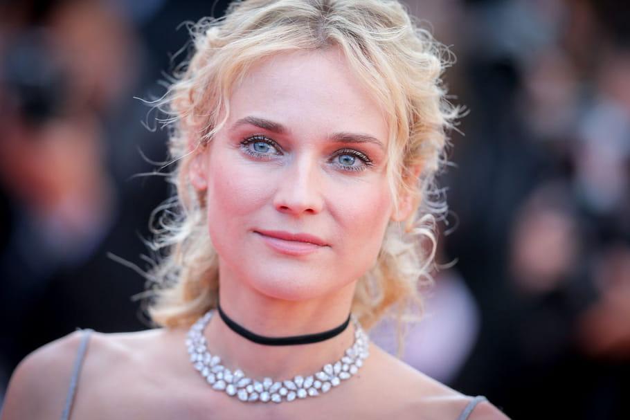 Festival de Cannes: Diane Kruger, féerique