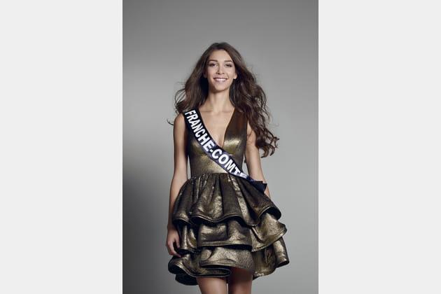 Miss Franche-Comté - Mélissa Nourry