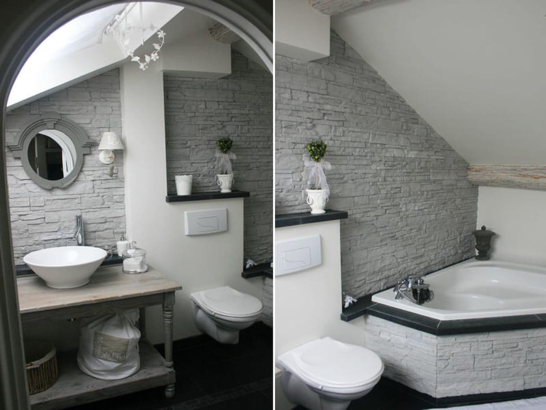 La salle de bains parentale for Salle de bain parentale