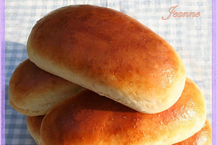 Petits pains façon pitch