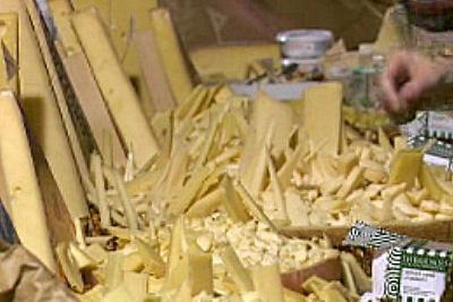 Les Américains fondent pour le fromage