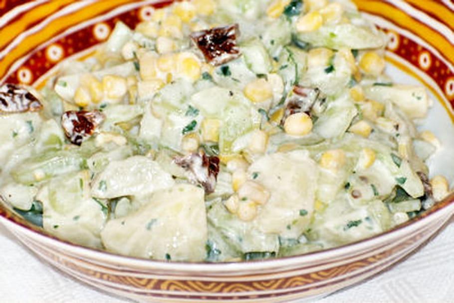 La salade de pommes de terre qui valait 58000$