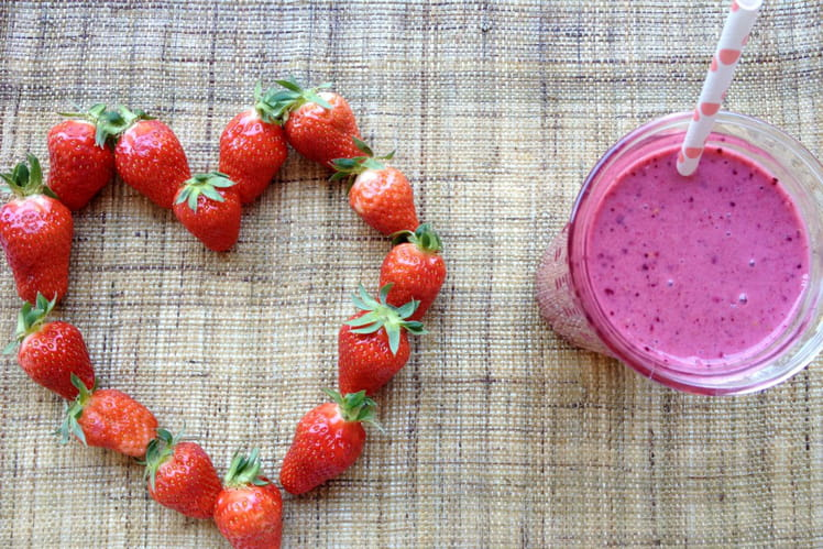 Berries & Banana Smoothie