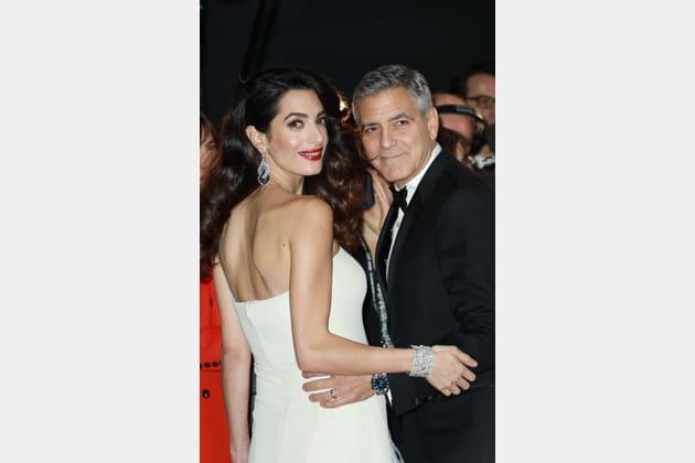 Georges Clooney et Amal Alamuddin: 13millions d'euros