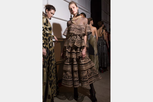 Naeem Khan (Backstage) - photo 37