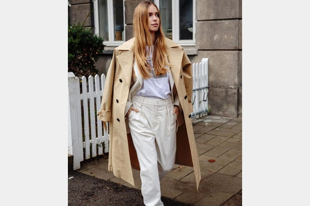 Comment porter le trench trendy?