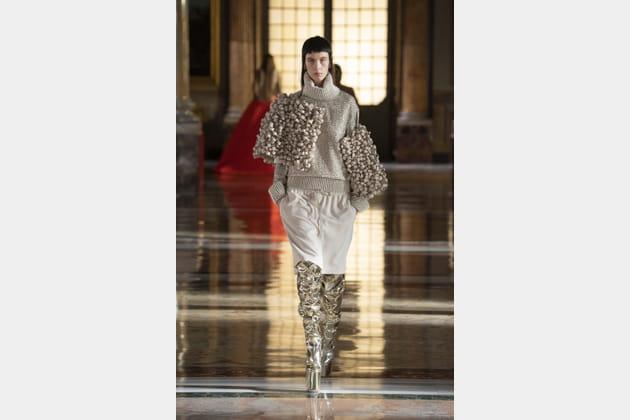 Valentino Haute Couture printemps-été 2021look 51