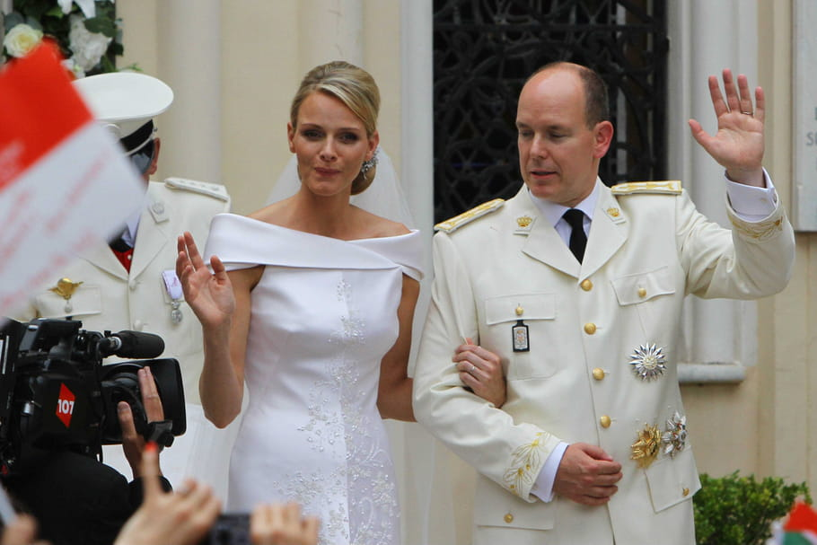 Albert et Charlene de Monaco : 5 ans de mariage