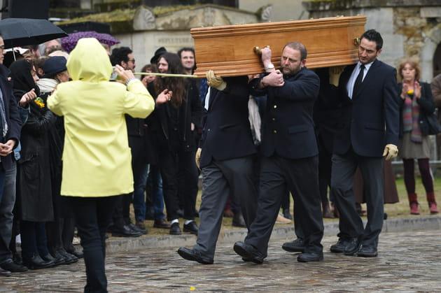 Obsèques de Jacques Higelin: un hommage poignant