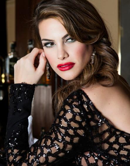 Miss Espagne, Carla Barber Garcia
