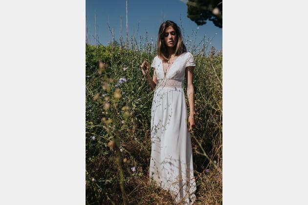 Robe de mariée Ida, Lorafolk