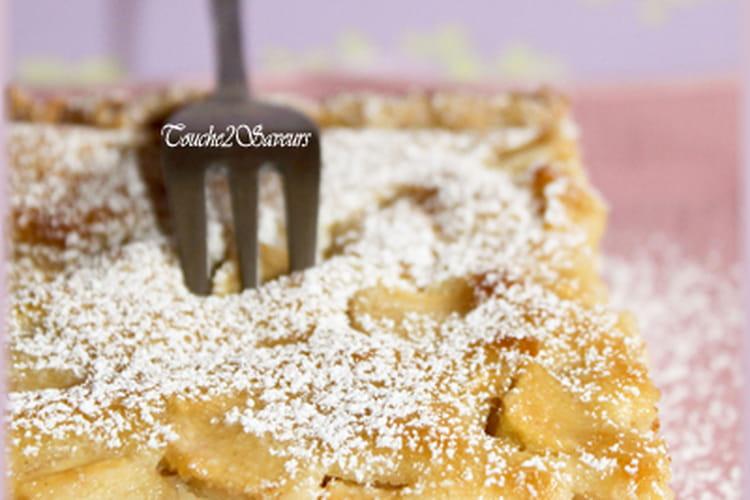 La délicieuse tarte aux pommes de J.Child