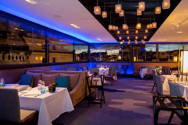 Le restaurant du Five Seas Hotel