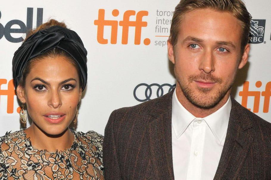 Ryan Gosling et Eva Mendes se seraient mariés