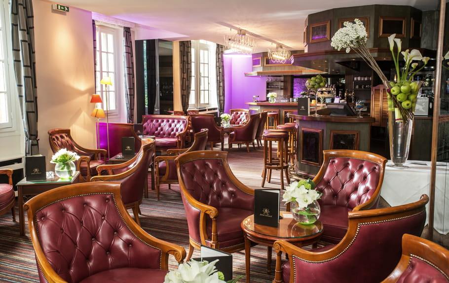Le Bar James Edouard