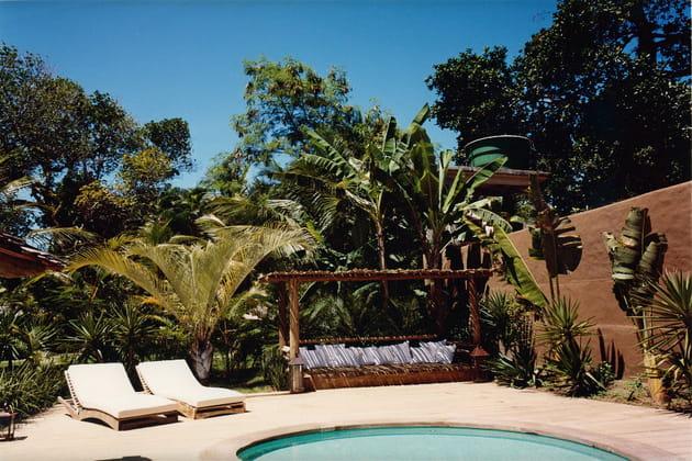 L'hôtel Uxua Casa à Trancoso