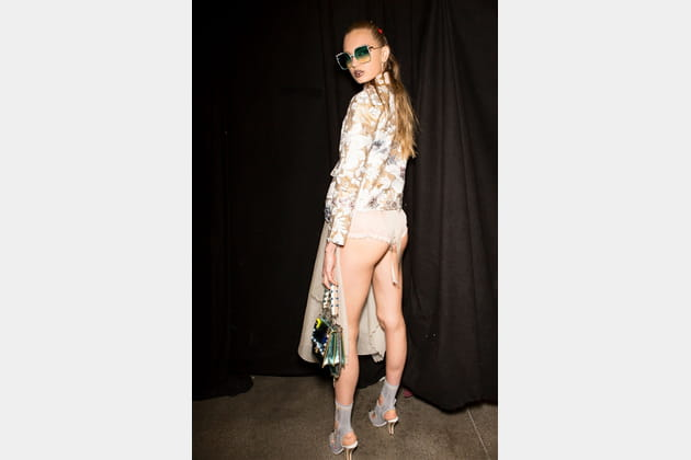 Fendi (Backstage) - photo 47