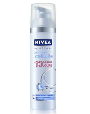 le sérum 'good-bye cellulite 10 jours' de nivea
