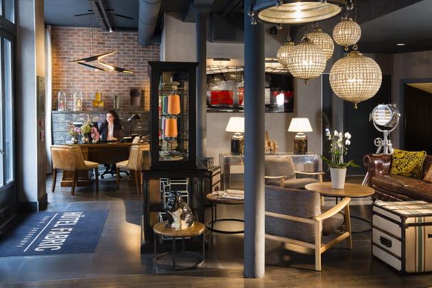 Meilleur hôtel 4étoiles: l'hôtel Fabric à Paris 11