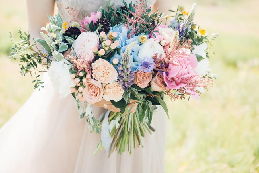 Bouquet de mariée: quelles fleurs choisir?