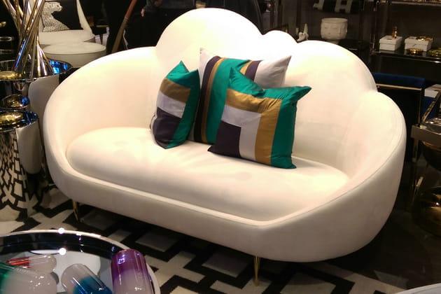 Le canapé Ether de Jonathan Adler