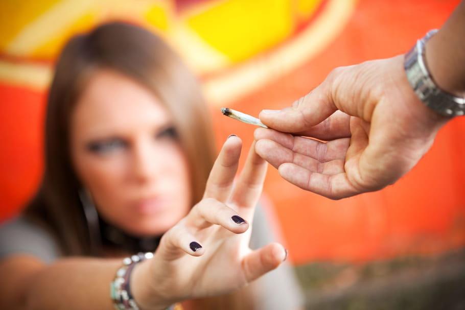 Cannabis: 17millions de Français en ont déjà consommé