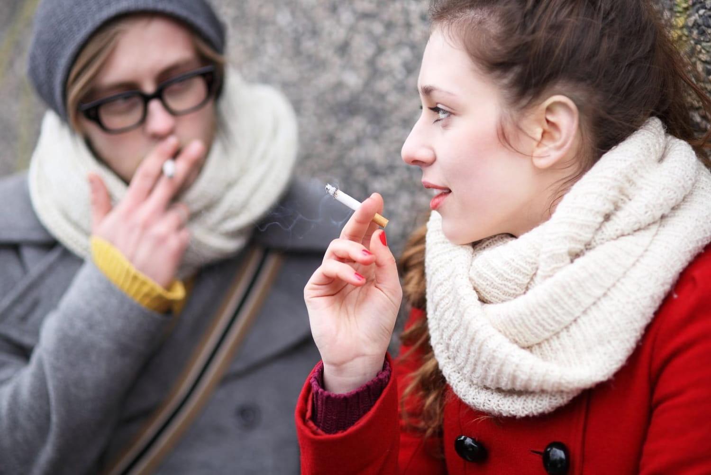 Plus d'un Français sur trois fume