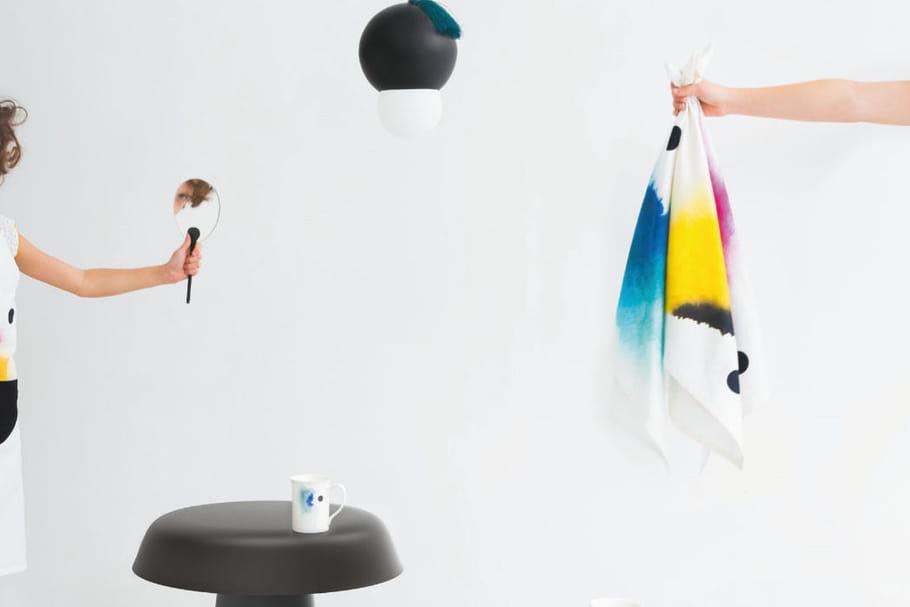 Monoprix X Constance Guisset: une collab' ludique et colorée