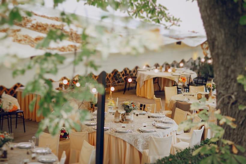 Garden party: 15idées déco pour un mariage simple et délicat