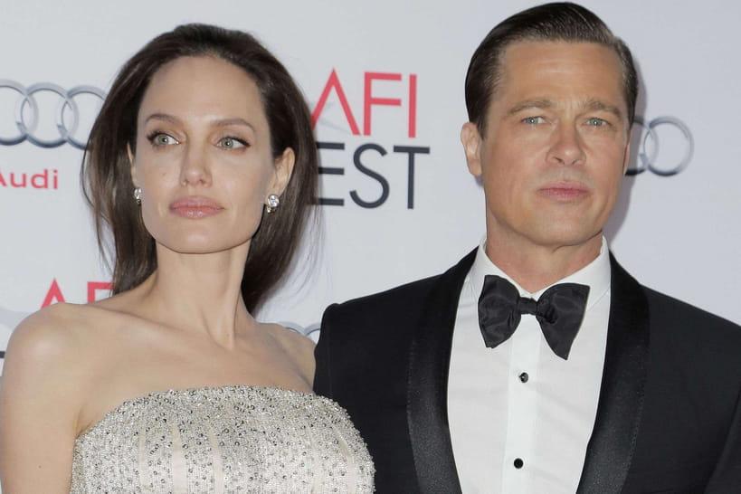 Brad Pitt et Angelina Jolie: d'autres amours dans leur vie [PHOTOS]