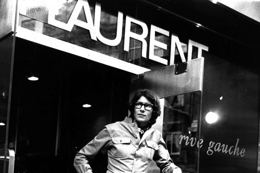Paris et Marrakech honorent Yves Saint Laurent avec deux musées