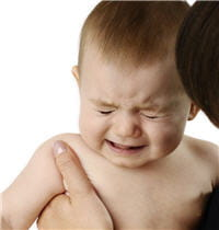 vaccination à 4 mois.