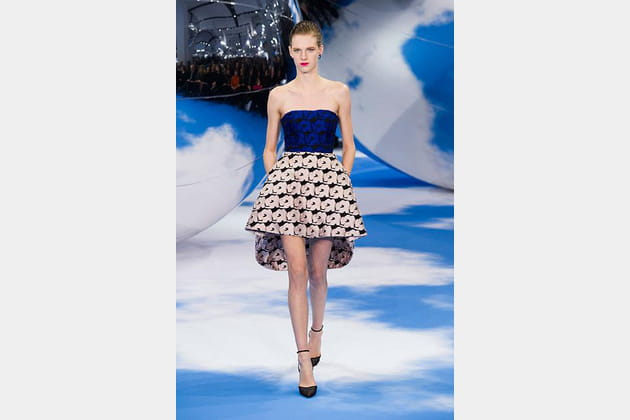 Christian Dior prêt-à-porter automne-hiver 2013-2014
