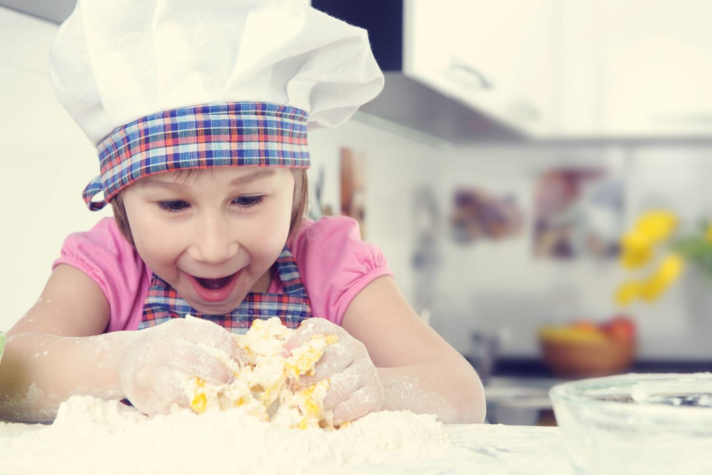 Une école de cuisine pour les enfants dès 18mois