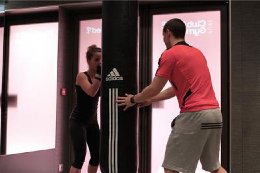 l 39 adi boxing le nouveau sport br leur de calories. Black Bedroom Furniture Sets. Home Design Ideas