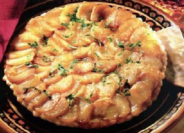 recette de tarte normande au camembert : la recette facile
