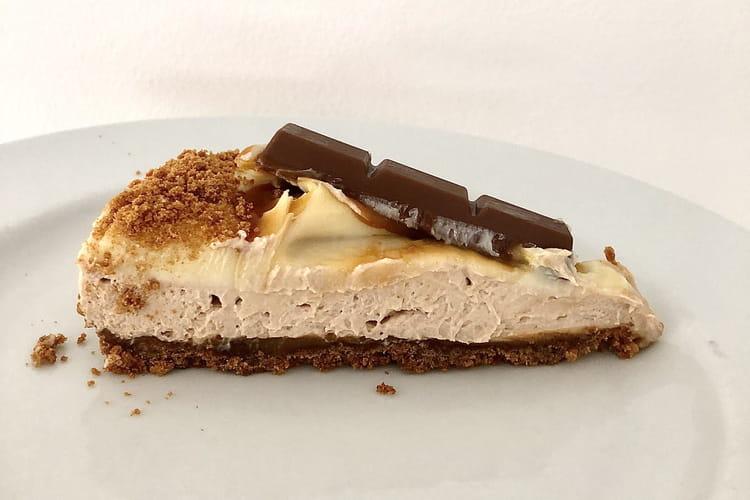 Cheesecake Kinder Maxi