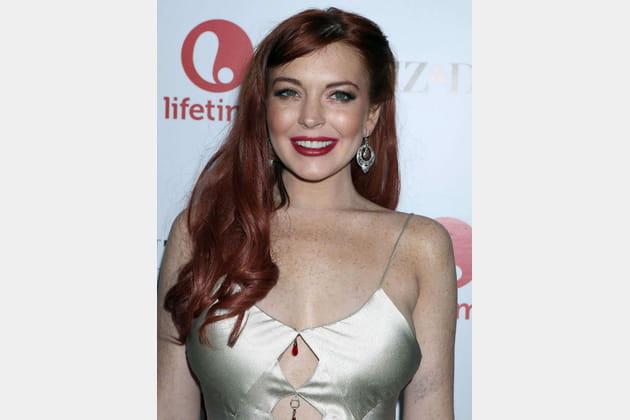 Lindsay Lohan, actrice