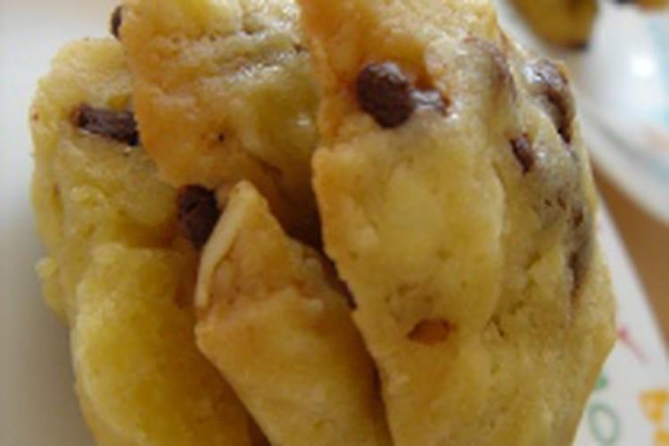 Cookies au chocolat  à ma façon
