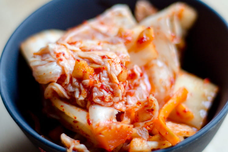 Kimchi de chou