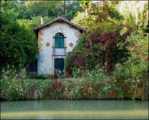 """Villa Odette"", Carcassonne"