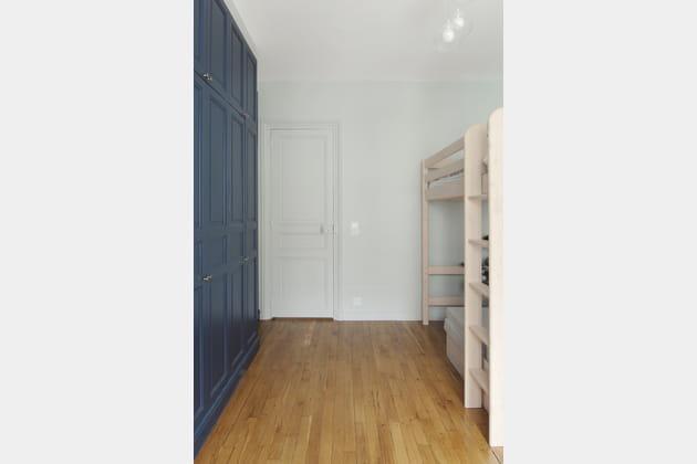Une deuxième chambre bleue