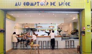 le comptoir de brice est un lieu convivial au coeur du marché saint-martin.