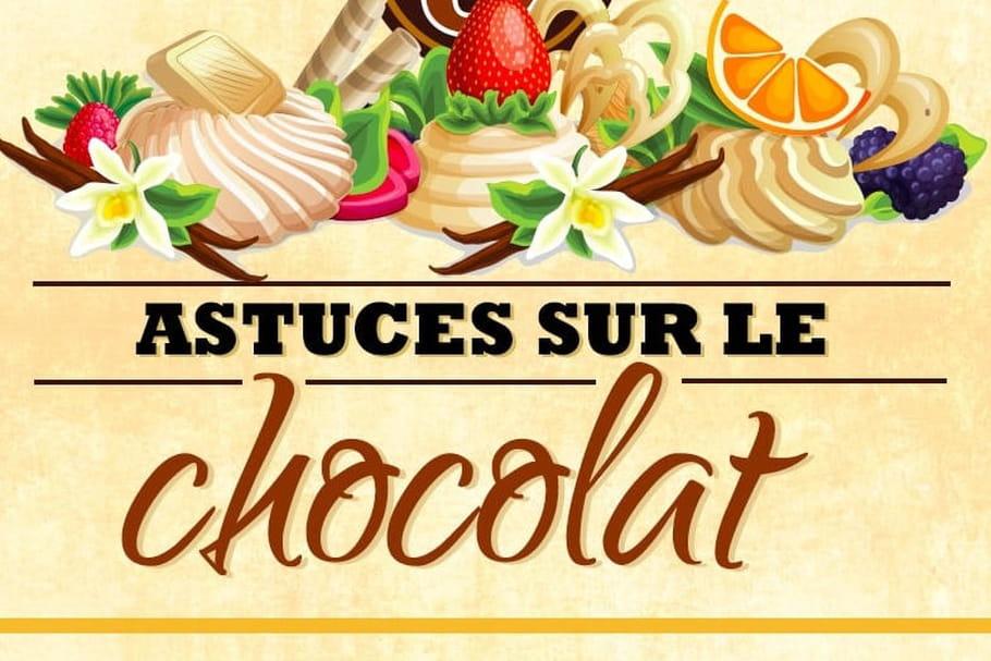 Astuces sur le chocolat: nappage, fonte et conservation