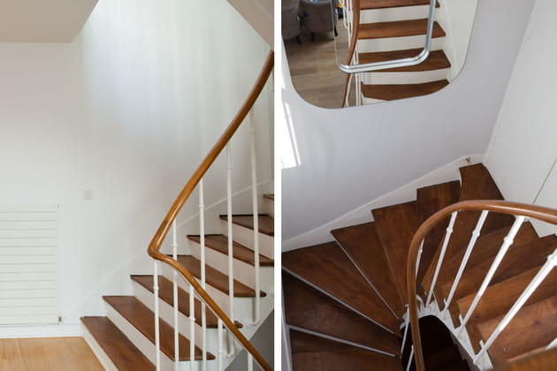 Des escaliers déco qui ont de l'allure