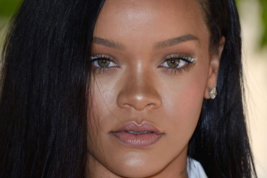 Rihannavoit la vie en blanc